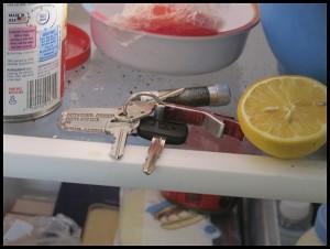 Keys-in-Fridge